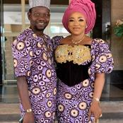 You Are My Greatest Fulfillment In Life, Popular Actress, Mide Martins, Tells Husband