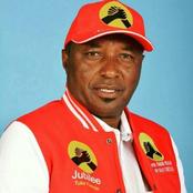 Bahati MP Kimani Ngunjiri in Mourning After Losing Son (Photos)