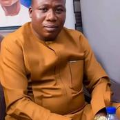 Sunday Igboho Reveals Next Step To Pursue Fulani Herdsmen, Check Out What He Said.