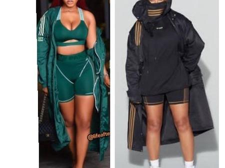 Mercy Lambo Slays in Beyonce's Ivy Park Fashion Wear