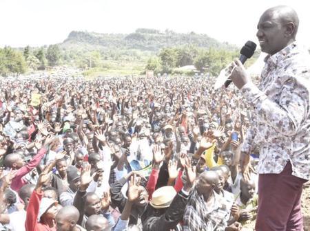Is Ruto Underestimating Mt. Kenya Residents? Vocal Mt. Kenya MP Talks