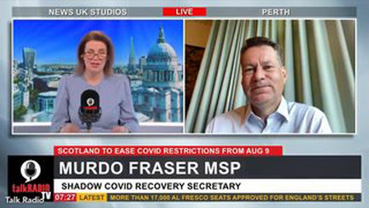 Nicola Sturgeon given 'free pass' as major key Covid failure 'ignored' by Westminster