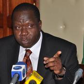 Big Blow to Politicians as CS Matiang'i decide to crack the whip