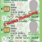 IF You Have Not Collected Your National ID Card, Please Read This Information