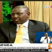 Kenyans React to DP's Statement on Citizen,