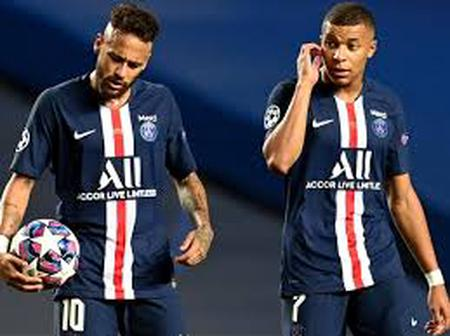 UEFA champions League: PSG star players ready to move away from France