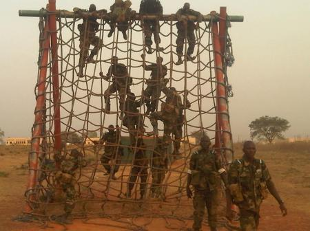 Nigerian army will reject people born with these medical conditions