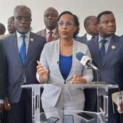 Les Groupes Parlementaires de l'opposition s'abstiennent de participer à la plénière de ce jour