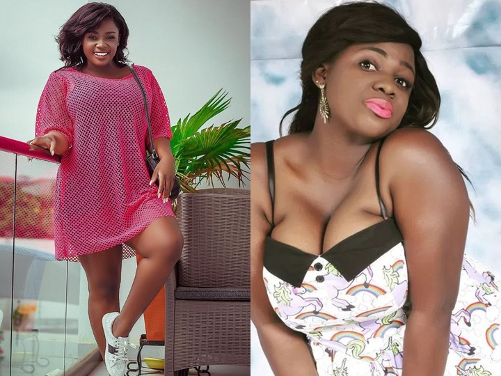 1befbd87a8912f7df244aea052eb86b1?quality=uhq&resize=720 - God of wonders: See how Tracey Boakye transformed after establishing herself (+Photos)