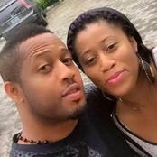 Check Out Cute Pictures of Mike Ezuruonye And His Sister Chika