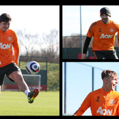Photo: Maguire, Diallo, Luke Shaw, others train in the sun ahead crucial clash with Chelsea.