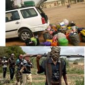 Few Hours After More than 300 Schoolgirls Abducted In Zamfara, See What Angry Parents Did