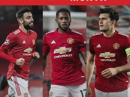 Fred or Bruno? Manchester United Fans Divided on Who Should Win the Player of the Month Award