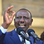 DP Ruto Vows to Work With President Uhuru