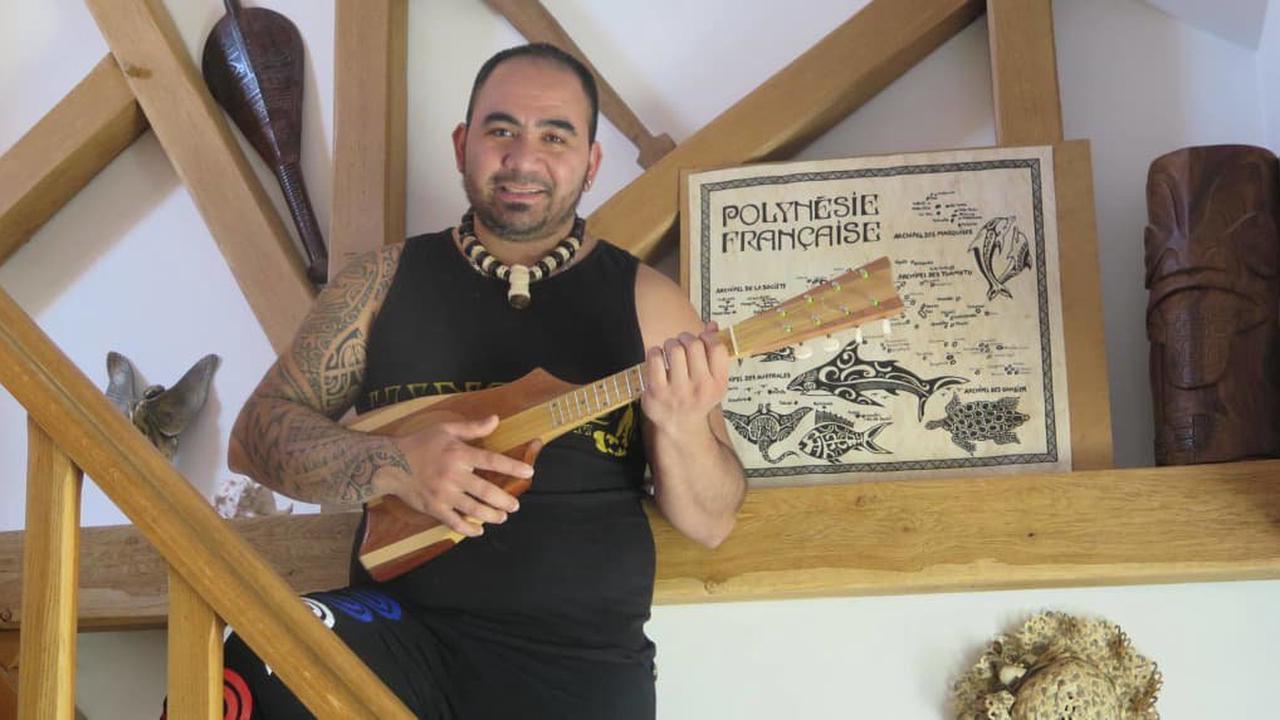 Château-Renault : il a quitté sa Polynésie natale pour les bords de Brenne