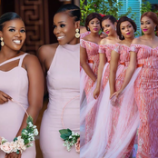 15 gorgeous photos of bridesmaids outfits you can use your wedding day
