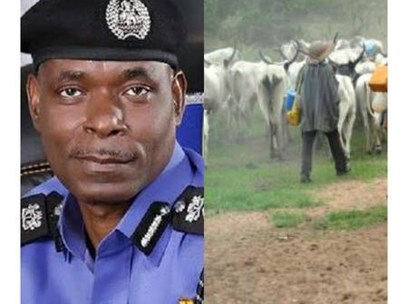 After Police Arrest 47 Fulani Men In Oyo State, See What Was Discovered In Their Vehicle