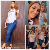 Poverty Is Bad: See What Regina Daniels Wore To Her Co-wife Son Birthday Party Celebration