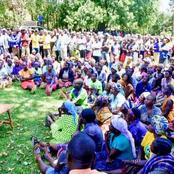 (Photos)UDA Receives Massive Support For Their Candidate Kaikai in Luhya Community
