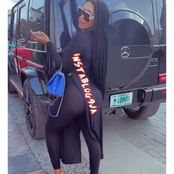 Instagram Users Blast Man Who Speculated that Mercy Eke Lied About Buying a G-Wagon
