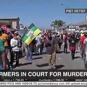 Crime in SA, Four Farmers in murder.
