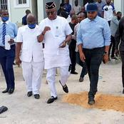 Akwa Ibom State House Of Assembly Expresses Satisfaction With Work Progress In General Hospital IK.