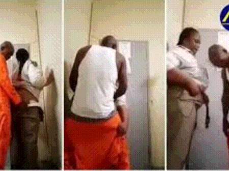 Jail corrections officer video update: Details about involved prisoner revealed