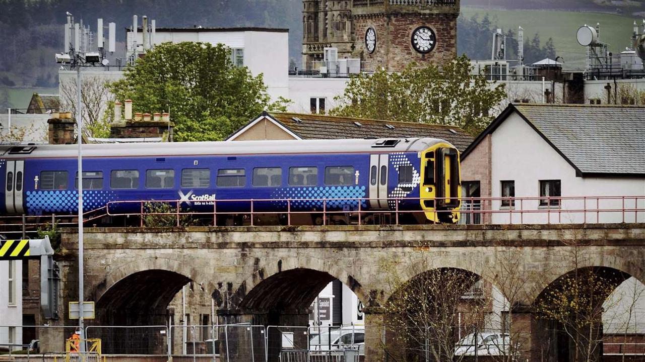 RMT members vote in favour of strikes in dispute with ScotRail