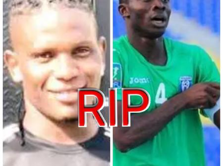 Sad: 11 Nigerian Footballers Who Sadly Died Before Age 32[Photos]