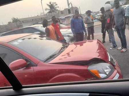 Two seriously injured on N1 highway road crash