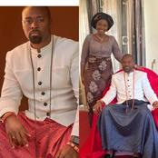 Meet The Stunning Wife Of The Olu Of Warri Designate Who Is A Billionaire's Daughter
