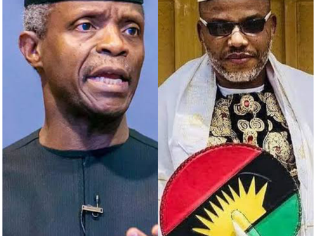 Today's Headlines: Those Behind Imo Jailbreak Will be Punished - Osinbajo,
