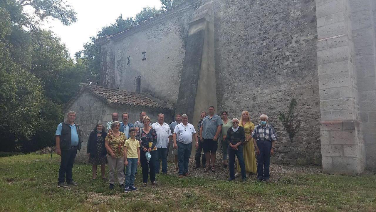Journée des plantes, restauration de l'église... Une année chargée à Varengeviille-sur-Mer