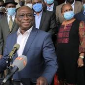Présidentielle en CI/Exclu au PDCI mais retenu par le CC : KKB créé sa « rébellion » contre Bédié