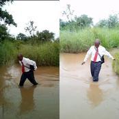 I prefer teaching in a rural school than in an urban school -Man
