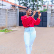 'I'm Not Dedicated, I'm Passionate' Diana Marua Wows Netizens With Her Morning Videos On Instagram