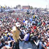 Dp Ruto Does it Again in Meru with Grand Rally Bringing Businesses to Standstill (Video)