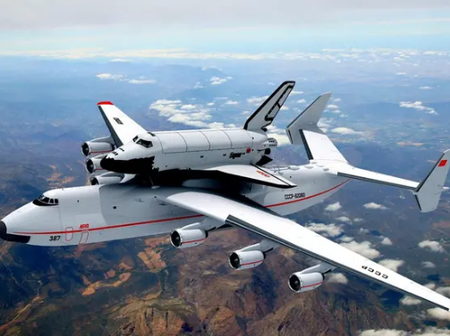 The Biggest and Heaviest Plane In The World