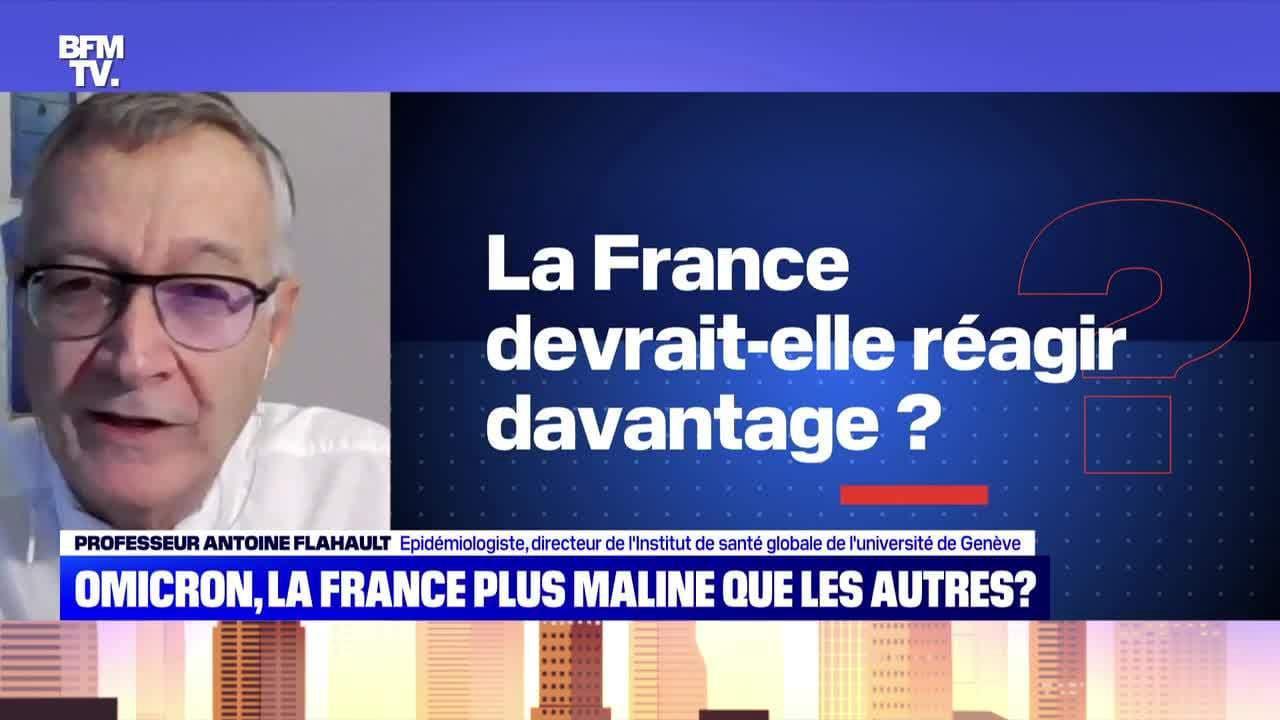"""Raoult: """"La peur pire que le mal"""" - 28/09"""