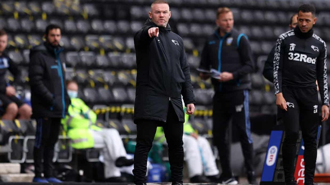 Wayne Rooney says Derby 'mess-ups' must stop to avoid relegation scares