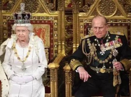 Britain's Prince Philip Queen Elizabeth Husband's Is Dead, Aged 99