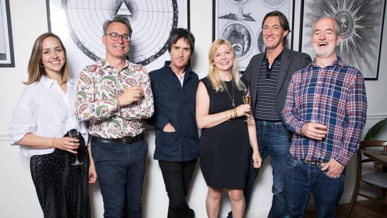 Johnny Marr announces new album deal with BMG