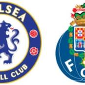 UEFA: Player ratings,  match stats of Chelsea vs FC Porto's game
