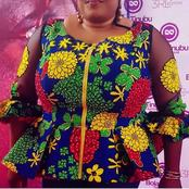 See these amazing and cool dress styles to slay in your ankara fabrics