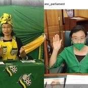 Anger After ANC Replaces Jackson Mthembu With a Chinese Woman