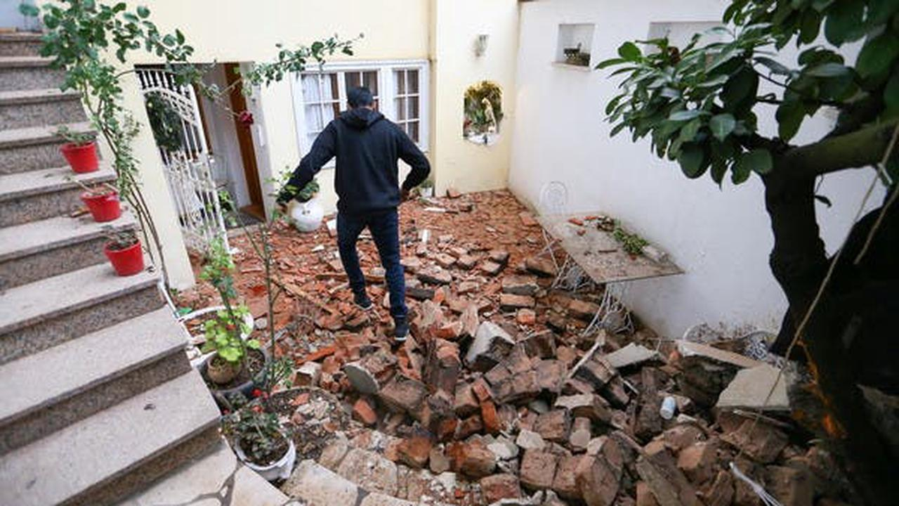 Second Croatia earthquake in 2 days causes injuries, forces nuclear plant to shut