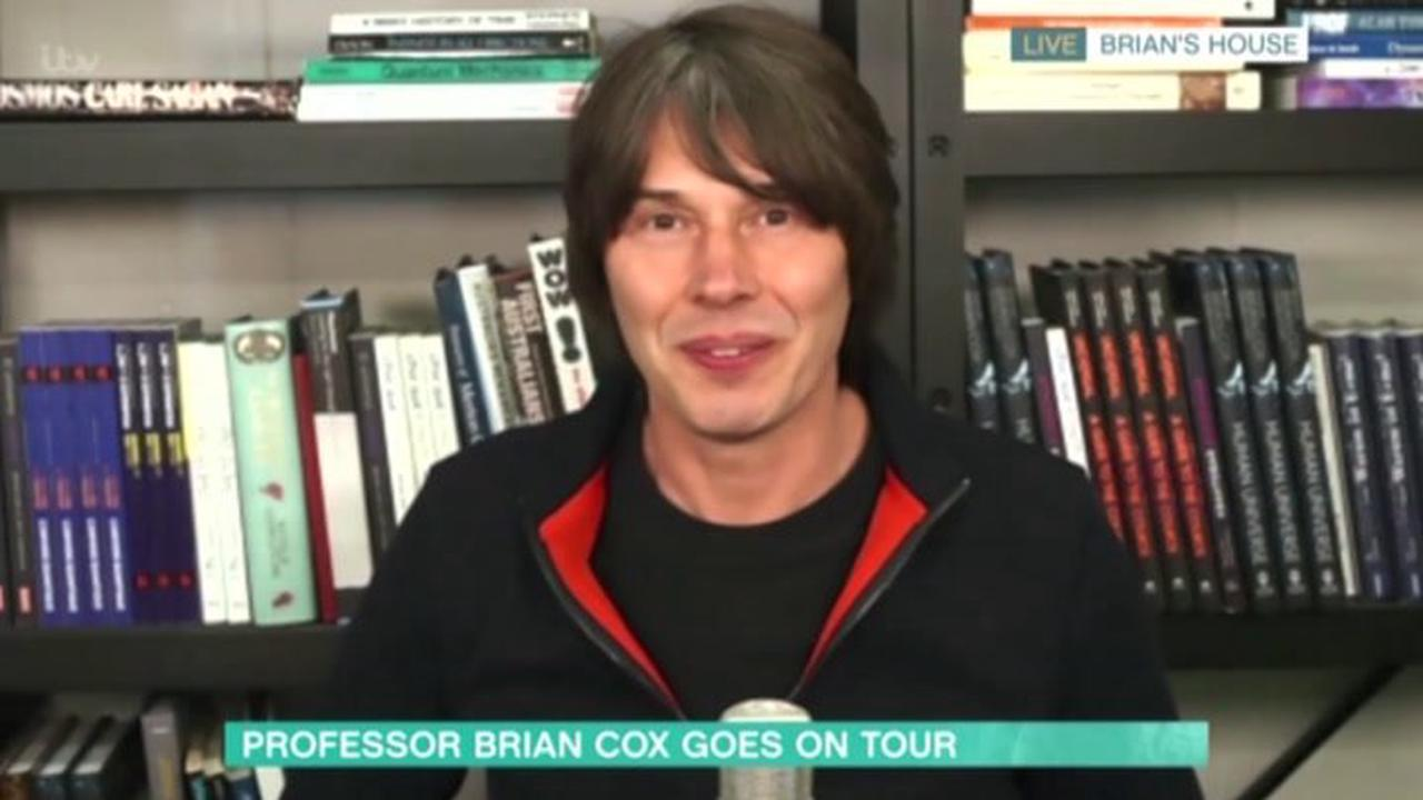 'Why do we exist?' Brian Cox hints 'we're beginning to get answers' to why we exist