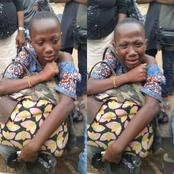 Young Girl Sent Away By Her Aunt In Owerri, Imo State
