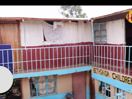 A Pastor Begun The Children Home With The Help Of His Wife