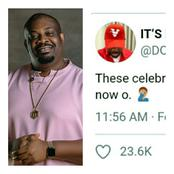 Celebrity Gist: Why Don Jazzy's Mild Rant About An Increase In Celebrities Should Not Be Ignored